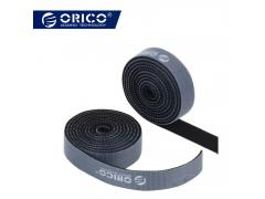 VELCRO 1METER BLACK CABLE