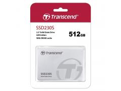 512GB Transcend Solid State Drive (SSD) 2.5""