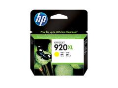 CD974AE HP 920XL Yellow Ink Cartridge