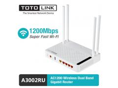 TOTOLINK AC1200 Dual Band Wireless Router