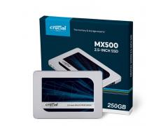 "250GB 2.5"" Crucial Solid State Drive (SSD) - MX500"