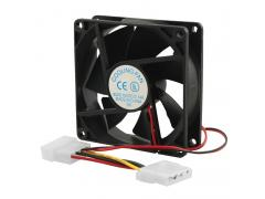 Chassis Cooler Fan 80mm Black